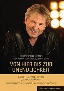 Von hier bis zur Unendlichkeit - Buch von Bernhard Brink und Eva-Maria Popp
