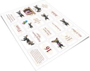 Sticker für das Buch Kaiserin für Kinder
