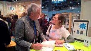 Verlag Basic-Erfolgsmanagemen auf der Buchmesse Leipzig.