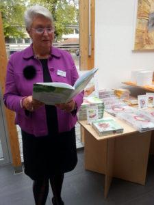 "Lesung Buch ""Pflege"" - basic erfolgsmanagement Verlag"