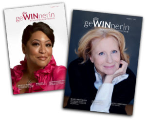 Die geWINerin - Win-Media, Petra Polk