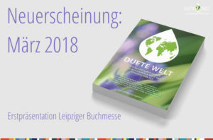 Aktuelles Buch: Dufte Welten. Hilfreiches rund um Düfte und Pflanzen.