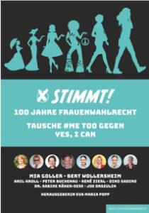 Buch: Stimmt! 100 Jahre Frauenwahlrecht. Mit Mia Goller und Bert Wollersheim