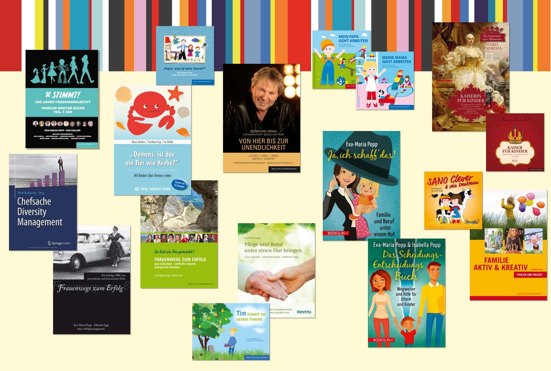 Coporate Publishing, Buch-Kooperationen, Buch-Coaching, Ghost-Writing, Sponsoring