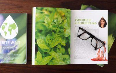Buchprojekt – Sabine und Matthias Quaritsch – Dufte Welt