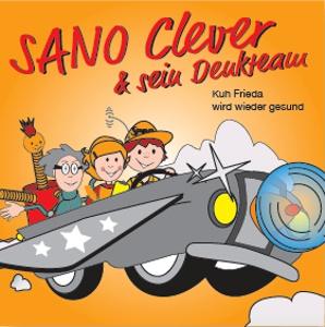Sano Clever / Kuh Frieda wird wieder gesund