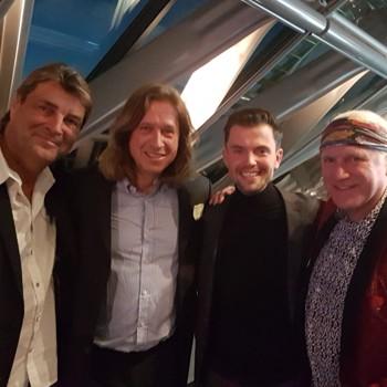 Michael Weber, Marcus Breithaupt, Adriaan van Veen, Bruno Ehm